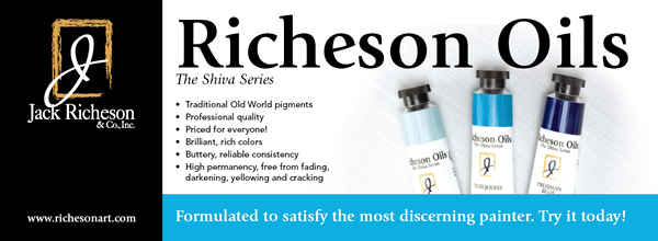Richeson Oils - The Shiva Oil Series
