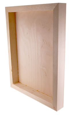 Cradled Wood Artist Panels - 1-1/2 inches Deep now available at Rex!