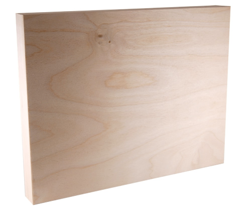 Cradled Artist Wood Panels Made in the USA now available at Rex!