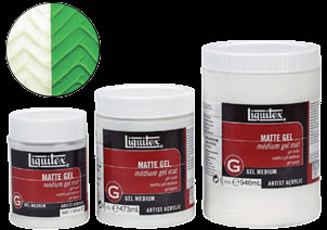 Liquitex Matte Gel Medium