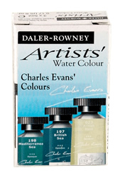 Rex Art 60th Anniversary Celebration! - Get a FREE Daler-Rowney Artist Watercolor set!