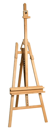 Jack Richeson Beechwood Adjustable Lyre Easel Set Save 59% at Rex!