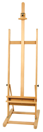 Save 62% on the Jack Richeson Beechwood Studio H Easel Set at Rex Art!