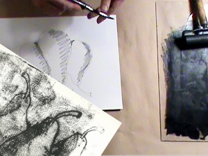 Mono Printing: Two Day Class - Fee $199 plus materials  @ Rex Art Studio | Miami | Florida | United States