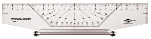 Alvin Parallel Glider - English - Size 14