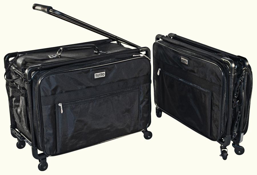 tutto storage on wheels large tote bag rex art supplies. Black Bedroom Furniture Sets. Home Design Ideas