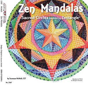 Zen Mandalas Book
