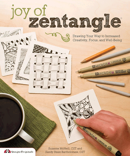 Joy of Zentangle Book