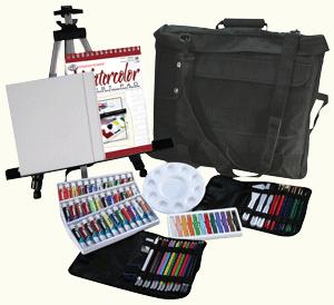 Royal & Langnickel All Media Travelling Artist Set