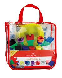 Faber-Castell Young Artist Texture Painting Set