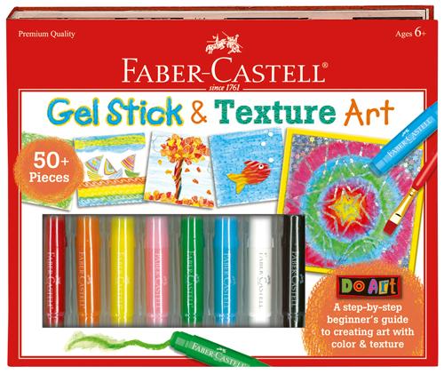 Faber-Castell Do Art Gel Stick & Texture Art