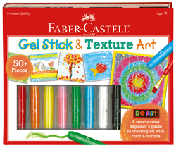 Faber-Castell Do Art Gel Stick & Texture Art