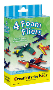 Creativity for Kids Foam Flyers Mini Kit