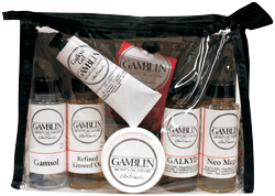Gamblin Mediums Set