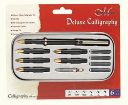 Manuscript Deluxe Calligraphy Set