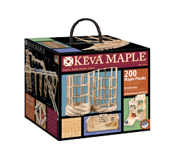 Mindware Keva Maple 200 Piece Set
