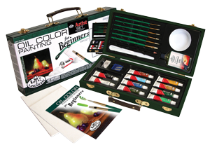 Royal & Langnickel Oil Color Painting for Beginners Box Set