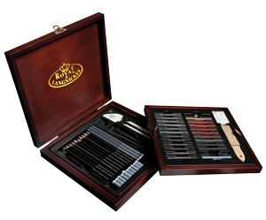 Royal & Langnickel Premier Sketching Pencil Set