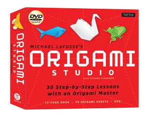 Tuttle Origami Studio Kit