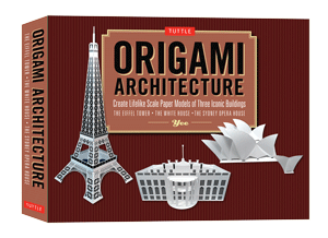 Tuttle Origami Architecture Kit
