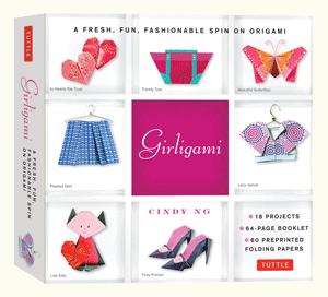 Tuttle Girligami Kit