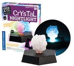 Thames & Kosmos Crystal Nightlight