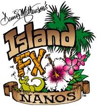 Artool Nano Series Template Set - Island FX