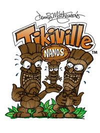 Artool Nano Series Template Set - Tikiville