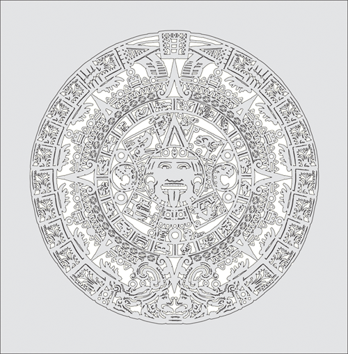 Artool Aztec FX Template Set
