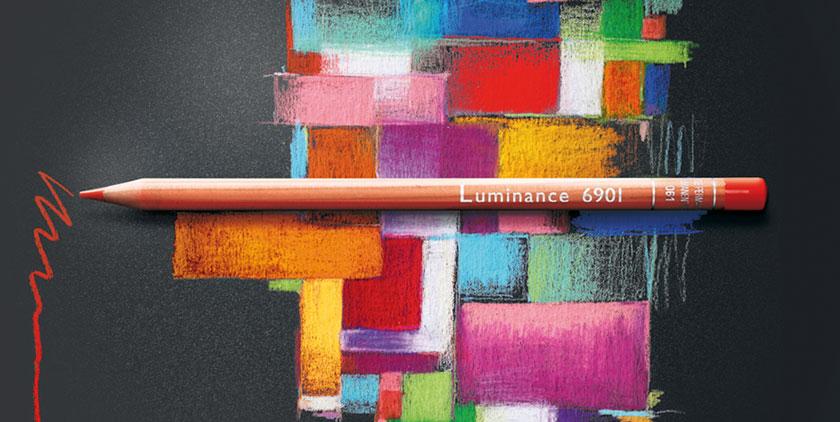 Iwata Airbrush Kit >> Caran d'Ache Luminance Lightfast Pencil Sets - Rex Art Supplies