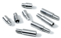 CASE Envy Portfolio Extender Kit - Size 4 - 1/2 post extenders, 4 - 1/4 post extenders