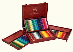 Caran dAche Pencil Set of 80 Pablo + 80 Supracolor