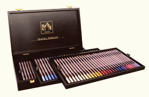 Caran dAche Pastel Pencil Set of 84