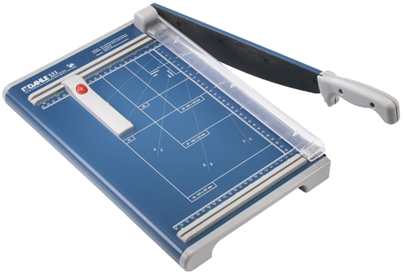 Dahle Professional Guillotine - Size 12 Cutting Length