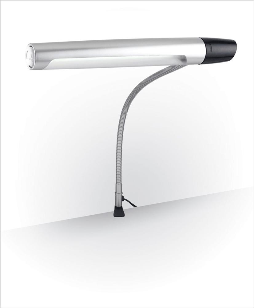 Daylight Professional Artists Lamp 2 Satin Silver Rex