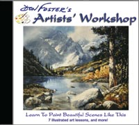 Don Fosters Artists Workshop CD