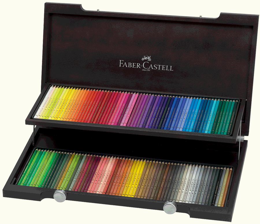 faber castell polychromos color pencil sets rex art supplies. Black Bedroom Furniture Sets. Home Design Ideas