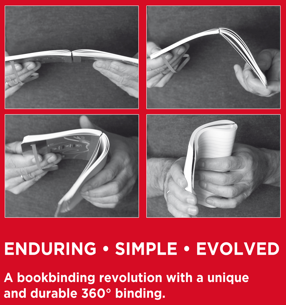 flexbook binding