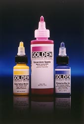 Golden Opaque Airbrush Colors