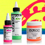 golden-fluorescent-paint-sm