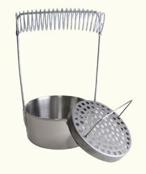 Richeson Metal Brush Washer