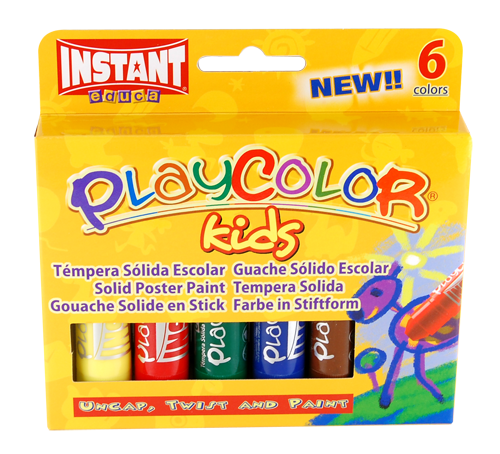 PlayColor Kids Set of 6