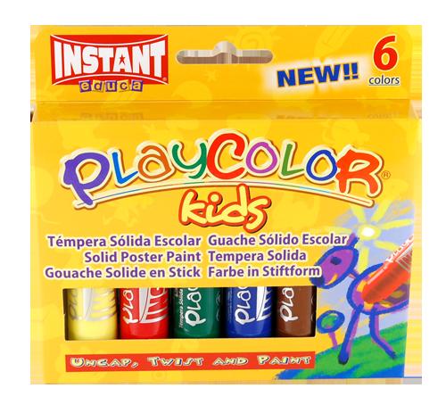 PlayColor Kids Set of 6