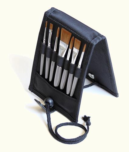 Plein Air Travel Brush Set by Jack Richeson & Co
