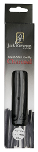Richeson Natural Vine Charcoal Pack of 3 - Thin Hard - Size 3/16