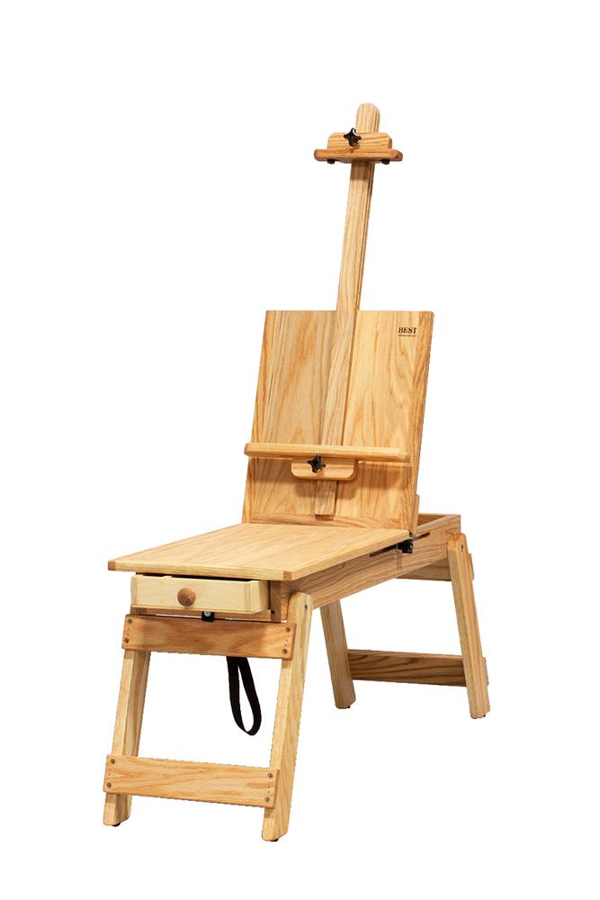 Best Caballo Bench Easel Rex Art Supplies
