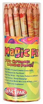 Koh-I-Noor Magic FX Fire Pencil Tub of 30