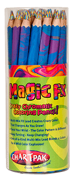 Koh-I-Noor Magic FX Tropical Pencil Tub of 30