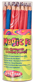 Koh-I-Noor Magic FX America Pencil Tub of 30