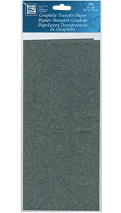 Loew Cornell Graphite Transfer Paper - Size 18 x 36